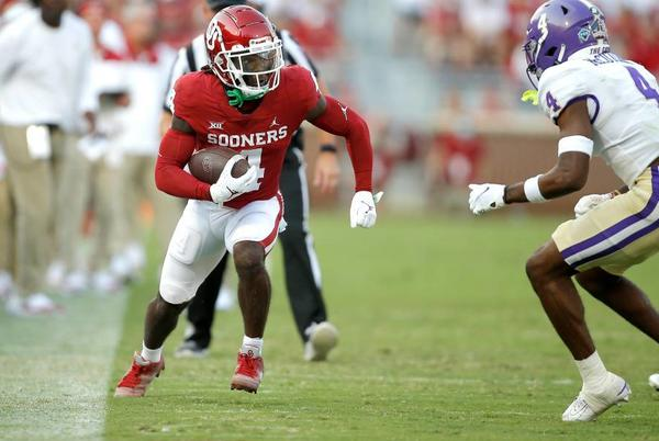 Picture for Oklahoma Sooners' true freshman among the best in college football