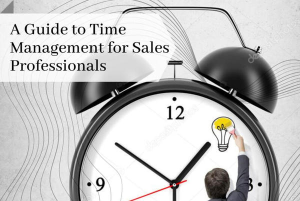 Picture for A Guide to Time Management for Sales Professionals
