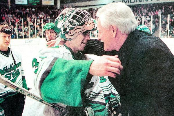 Picture for Former MSU goaltender Ryan Miller takes on new role as Team USA assistant coach