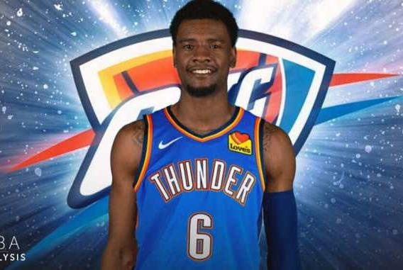 Picture for This Pistons-Thunder Trade Lands Josh Jackson In OKC