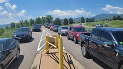 Cover for Colorado Weather Experts Urge Drivers To 'Look Before You Lock'