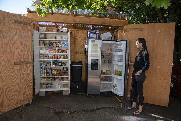 Picture for Vancouver Free Fridge program expands, offers free food