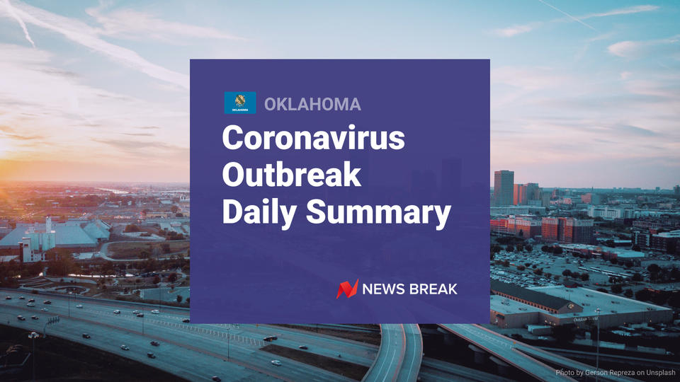 Picture for Coronavirus Outbreak in Oklahoma   Daily Summary