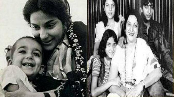 Picture for Sanjay Dutt And Priya Dutt Remembers Mother Nargis On Her Death Anniversary