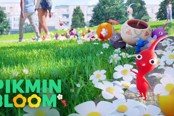 Picture for Pikmin Bloom is the next AR game from the creators of Pokemon GO