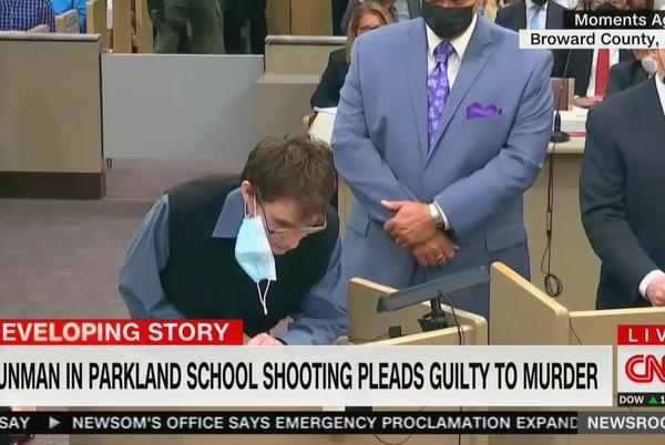Picture for Parkland Shooter Nikolas Cruz Addresses Victims' Families After Guilty Plea: 'I Am Very Sorry for What I Did'