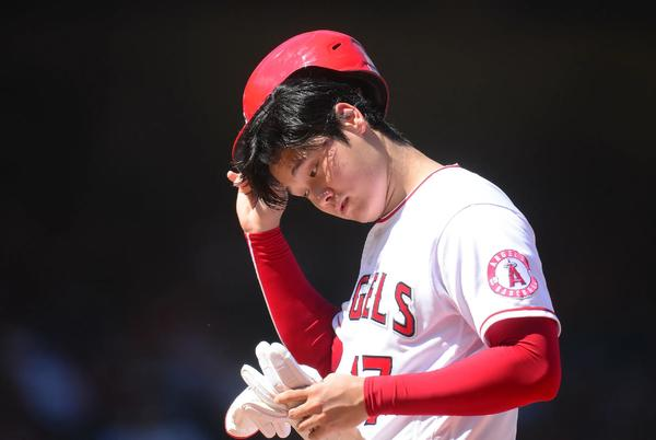 Picture for Angels Rally Late, But Fall To A's Once Again