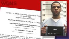 Cover for UPDATE: Murfreesboro Man Convicted in 2016 Smyrna Shooting Appeals - Appeal Court Says No