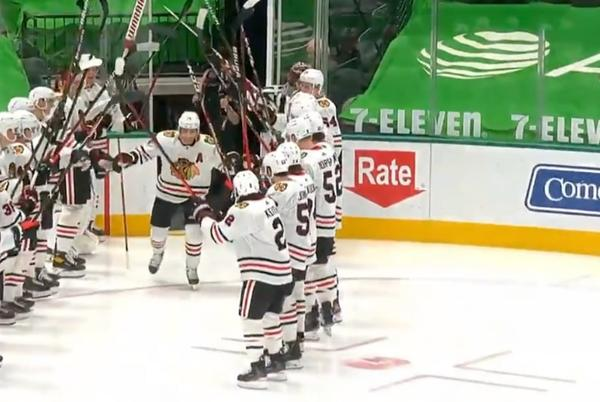Picture for Patrick Kane 1K, Toews' Slow Start, Rockford Roundup, and Other Blackhawks Bullets
