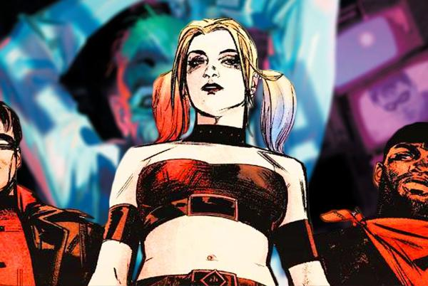 Picture for Red Hood Leads The Suicide Squad For All The Wrong Reasons