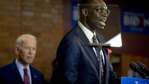 Biden Harris Ticket Has Most Progressive Agenda For Black People Says Michigan Lt Gov Garlin Gilchrist News Break