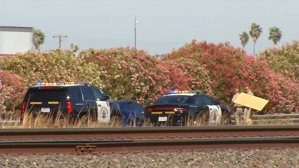 Picture for 1 killed in shooting on Highway 99 near Merced