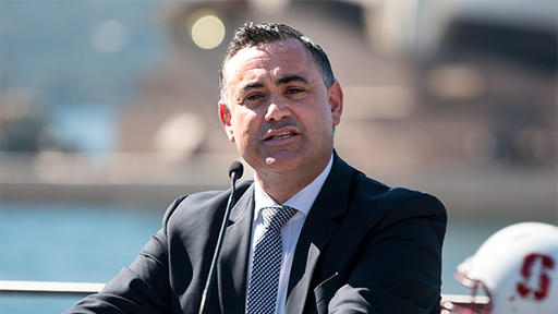 Liberal Mp Demands John Barilaro Resign Amid Koala Feud News Break