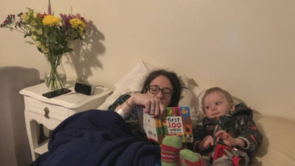 Picture for Boulder Mom In Danger Of Losing Home She Shares With 2-Year-Old Son After Getting COVID Twice