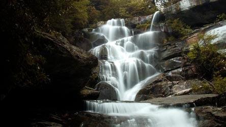 Cover for Top 4 waterfalls to see in Gatlinburg