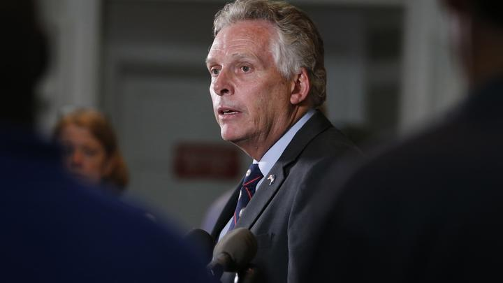 Cover for McAuliffe plans could cost each Virginia family $5,400: Report