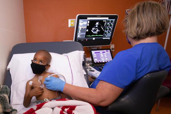 Picture for Children's of Mississippi team removes tumor hidden in Gulfport child's heart