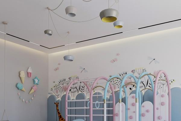 Picture for CANDYLAND PLAYROOM, AN EXCLUSIVE PROJECT WITH ASMAA TAREK