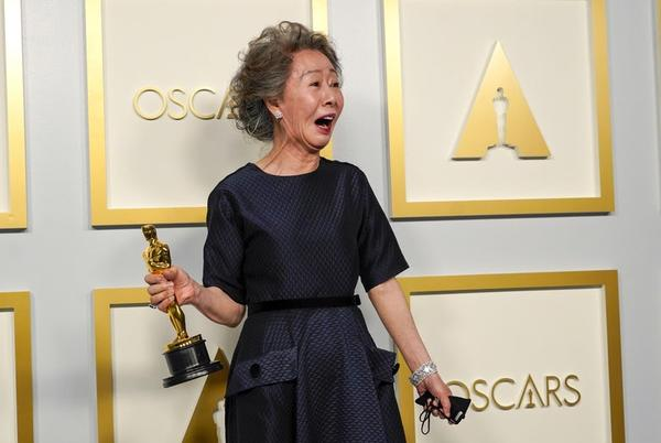 Picture for The 12 Most Charming Lines in Yuh-jung Youn's Oscars Speech, Ranked