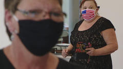 Cover for Brown County Health Issues Mask Recommendation