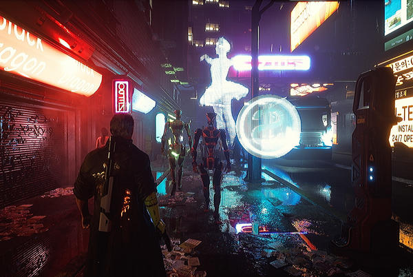 Picture for Cyberpunk 2077's Launch Taught us Not to Overpromise, Says Vigilance 2099 Developer