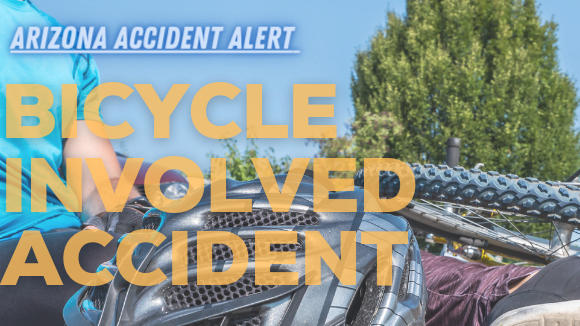 Cover for A 38-year old man injured after a bicycle crash on White Spar Road (Prescott, AZ)