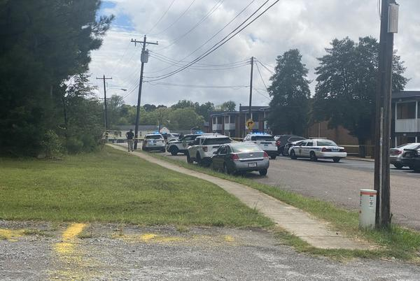 Picture for One woman injured in Huntsville shooting