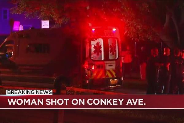 Picture for RPD: 21-year-old woman shot on Conkey Avenue