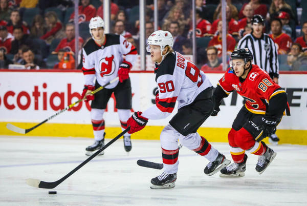 Picture for 3 Trades New Jersey Devils Can Still Make Before Season Starts