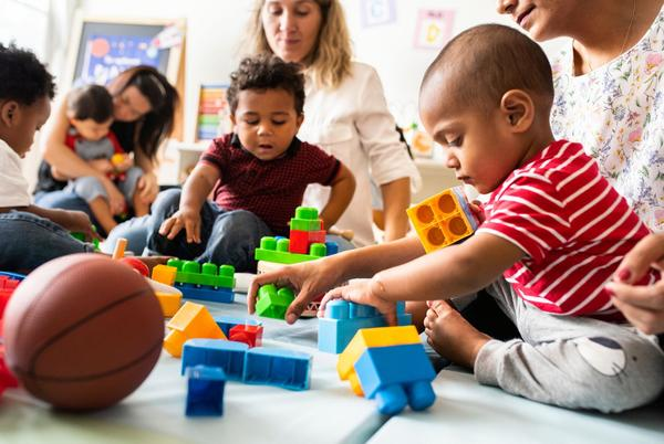 Picture for Georgia uses federal funds to expand child care assistance program