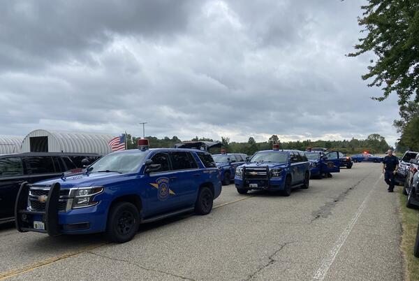 Picture for UPDATE – Barricaded gunman in Van Buren County surrenders to police
