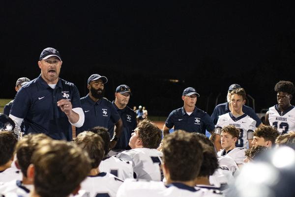 Picture for #TXHSFB Week 4: The Jason Witten effect at Argyle Liberty Christian and more