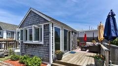 Cover for House of the Week: Waterfront cottage in Provincetown on the market for $350,000