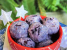 Picture for Blueberry Chocolate Chip Cheesecake Balls (Low-carb)