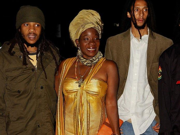 Rita Marley S Life 39 Years After Bob Marley S Tragic Death A Glimpse Inside News Break