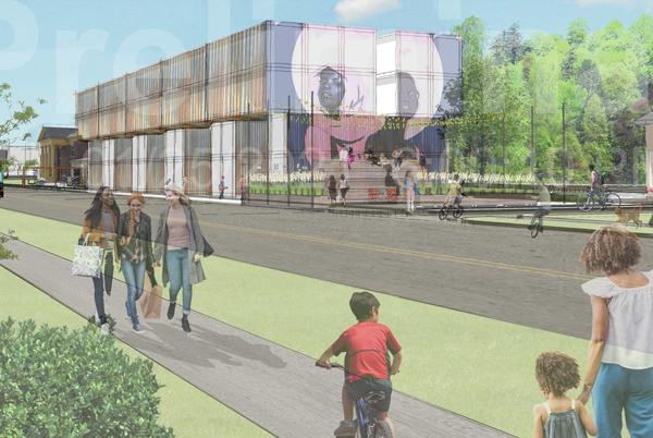 Picture for $10 million multiuse project planned north of downtown Des Moines
