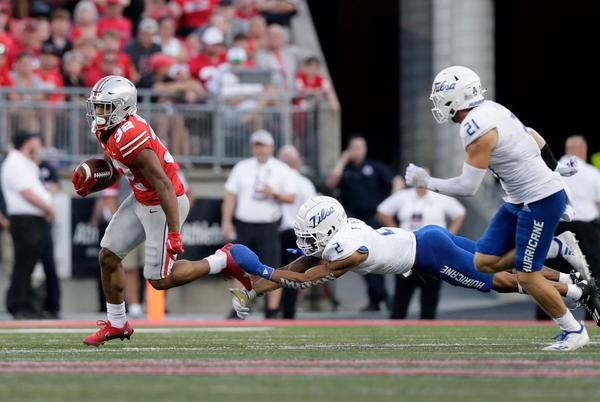 Picture for Ohio State vs. Akron College Football Odds, Plays and Insights