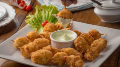 Cover for 5 Best Fried Lake Perch Restaurants In Ohio