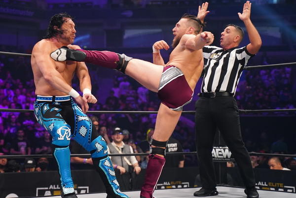 Picture for Why Kenny Omega Vs. Bryan Danielson Opened AEW Dynamite Grand Slam Reportedly Revealed