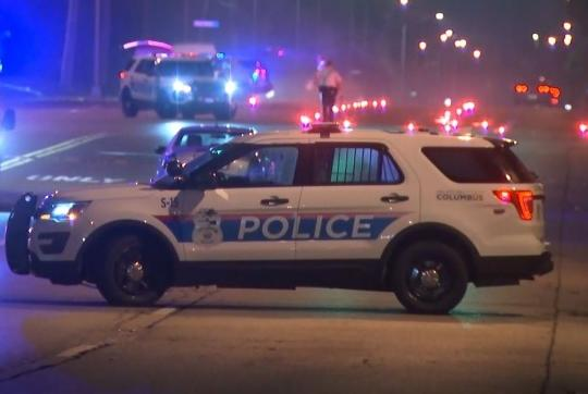 Picture for One dead in crash in west Columbus