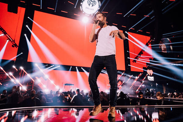 Picture for Walker Hayes' 2021 iHeart Festival 'Fancy Like' Dance Moves Are Too Good