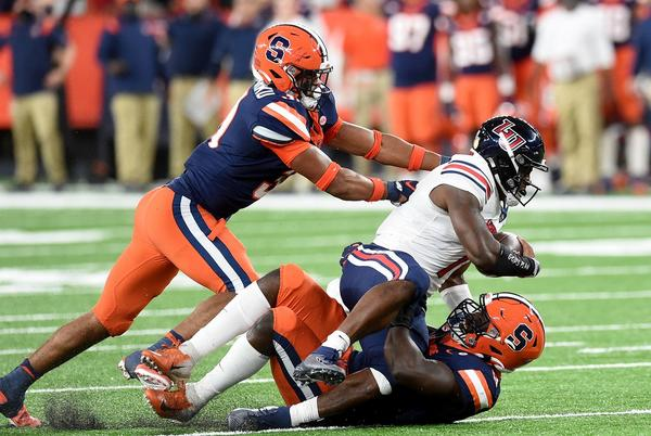 Picture for Shape Shifters: Syracuse football defeats Liberty 24-21 (Brent Axe recap)