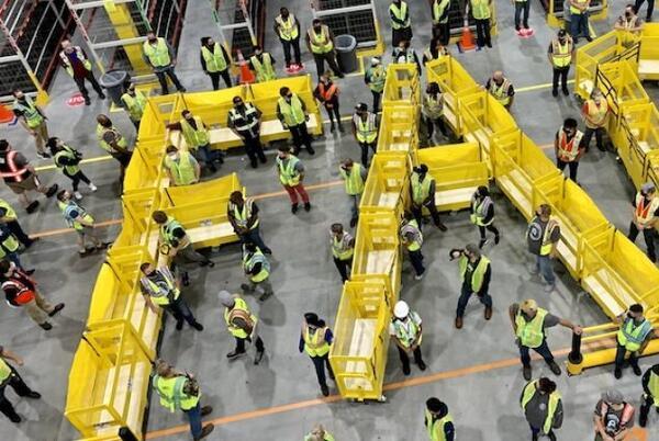 Picture for Amazon Opens Robotics Facility