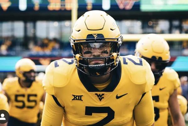 Picture for Betting Line for WVU Oklahoma Game Released