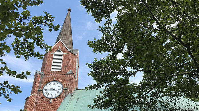 Picture for Library Seeks New Café For Historic Church