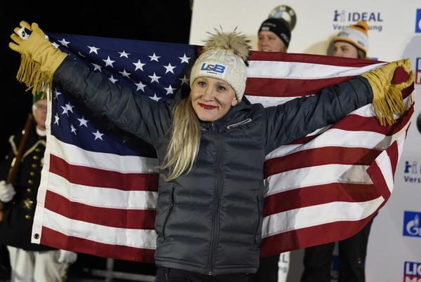 Picture for USOPC says it is trying to help Humphries' Olympic quest