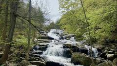 Cover for Hike Less Than Half A Mile To This Spectacular Waterfall In Massachusetts