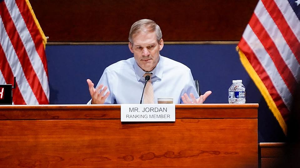 Picture for White House slaps down Jim Jordan attack on gas prices