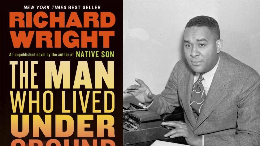 Picture for Restored Richard Wright novel hits bestseller lists