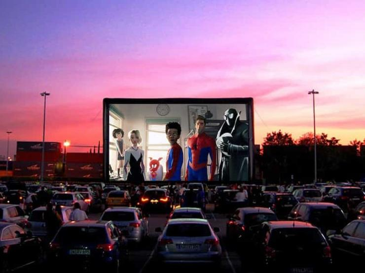 """The Navy Yard Will Host a Drive-In Movie Theater Until October Including a  """"Black Experience"""" Movie Series - News Break"""